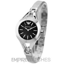 *NEW* LADIES EMPORIO ARMANI CHIARA MESH WATCH - AR7328 - RRP £169.00