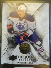2015-16 UD Black Diamond Exquisite Taylor Hall /149 Upper Deck 15/16
