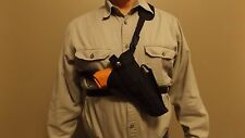 "Right Hand Shoulder CHEST Holster SMITH & WESSON S&W 22A 5.5"" Barrel w/ Red Dot"