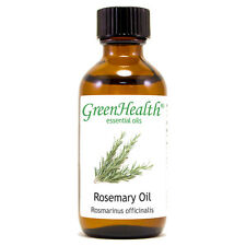 2 fl oz Rosemary Essential Oil (100% Pure & Natural) - GreenHealth
