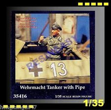 Warriors 1/35 Wehrmacht Tanker Standing Resin Figure WA35416