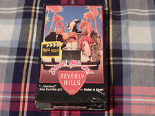 Down and Out in Beverly Hills + A Pyromaniac's Love Story + Mannequin (VHS) NEW