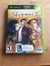 Shenmue II 2 + Bonus Shenmue the Movie (Xbox)