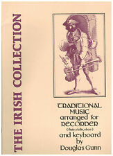 Irish Collection : Traditional Music Arr. for Recorder and Keyboard Douglas Gunn