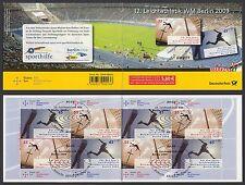 Bund MH 80 gest. Sporthilfe Leichtathletik Weltmeisterschaft Berlin 2009