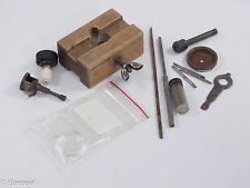 Group Miscellaneous Vintage Tools/Etc. out of Watchmakers Estate!