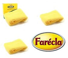 Farecla Super Soft Lint Free Micro Fibre Finishing Cloths Detailing (Pack Of 3)