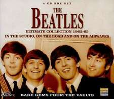 THE BEATLES / RARE GEMS FROM THE VAULTS - ULTIMATE COLLECTION * NEW 4CD'S * NEU