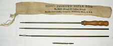 ANTIQUE ? MARBLE'S JOINTED RIFLE CLEANING ROD No. 9622 .22 & .25 Caliber 36 ""