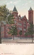 Antique POSTCARD c1906 Boys High School BROOKLYN, NY NYC 14744