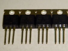 4 X MATCHED SILICONIX IRF9610 POWER MOSFET. PASS ALEPH AMPLIFIER