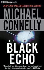 Harry Bosch: The Black Echo 1 by Michael Connelly (2015, CD, Abridged)