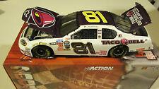 TACO BELL-Dale Earnhardt-2004- NASCAR-Action Collectables-1:24 DIECAST CAR NIB