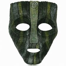wearable theme of movie The Loki Mask Replica Halloween costume adult prop resin