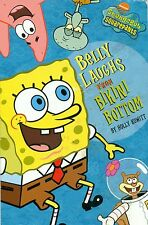 SpongeBob SquarePants: Belly Laughs From Bikini Bottom (softcover, 2003) VG