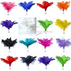 """50 High Quality Natural Ostrich Feathers Wedding Party Xmas 10-12""""/25-30cm Decor"""