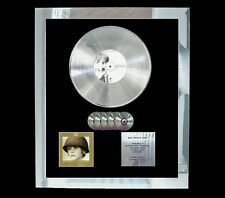 U2 BEST OF 1980-1990 MULTI (GOLD) CD PLATINUM DISC FREE SHIP TO UK