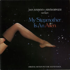 My Stepmother is an Alien - soundtrack audio cassette tape