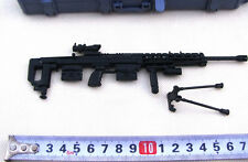 1/6 Weapon Gun AMP DSR-1 Sniper Rifle   BattleField 1:6 Assemble toys
