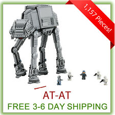 Star Wars AT-AT Compatible with LEGO 75054 Complete Set