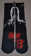 ODD SOX Jason Voorhees Friday The 13th horror Halloween socks slasher