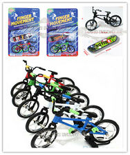 Mountain Finger Bike Fixie BMX Bicycle Boy Toy DIY Creative Game +skateboard