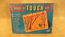 VTG 60's Sense of Touch Model Kit Eductional Products Nervous System Medical NEW
