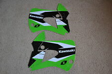 ONE INDUSTRIES DELTA GRAPHICS KAWASAKI KX85 KX100  2001-2013      #612