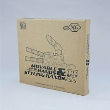 1/100 Movable & Styling Hands Dragon Momoko Ver.2.0 Model Kits For MG Gundam NEW