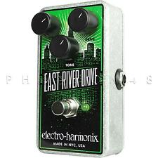 Electro-Harmonix East River Drive Overdrive/Distortion Guitar Effects Pedal NEW