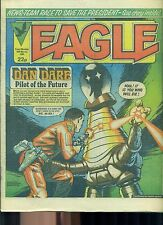 EAGLE weekly British comic book March 10 1984 VG+