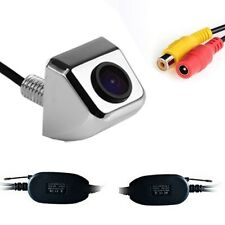 Car Truck Reverse Rear View Backup Camera 2.4G Wireless Parking Kit Night Vision