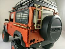 Spare Tire Holder  for RC4WD 1/18 D90 Body