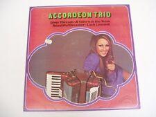 ACCORDEON TRIO - LP RECORD