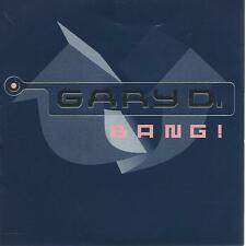 CD album GARY D - BANG    DISC-COUNT shop DEEJAY DJ