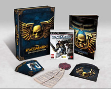 Warhammer 40,000 Spacemarine Collector's Edition (Playstation 3)