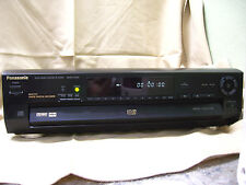 Panasonic DVD-CV50 DVD/Video CD/CD Player 5 Disc Changer RCA Component 5.1 dolby