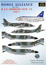 Model Alliance 1/48 RAF Germany During 1970's # 48184