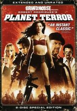 Planet Terror [2 Discs] [Special Edition] [Extended  DVD Region 1