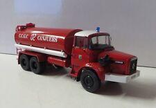 Franz.Oltimer Feuerwehr 1982 Renault Type GBH 280 6X6 Wassertankwagen    1/43