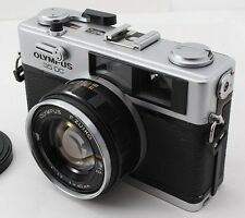 【Exc+++!!!】 Olympus 35 DC 35mm Point & Shoot Film Camera F.Zuiko 40mm f/1.7 Lens
