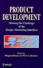Product Development: Meeting the Challenge of the Design-Marketing Interface