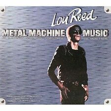 Metal Machine Music by Lou Reed (CD, Oct-2000, Buddha Records)