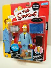 The Simpsons Playmates Toys All Star HERB POWELL Danny DeVito Action Figure 2002