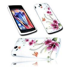 Silikon TPU 5 Handy Cover Case Hülle für Sony Ericsson Xperia ARC -  ARC S