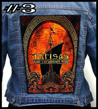 TURISAS --- Huge Jacket Back Patch Backpatch --- Various Designs