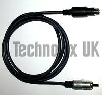 Linear amplifier PTT/switching cable Yaesu FT-817 FT-857 FT-897 FT-991 (8 pin)