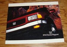 Original 1994 Honda Passport Deluxe Sales Brochure 94