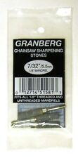 "Granberg Chainsaw Sharpener Threaded Grinding Stones (3-Pack) 7/32""        94530"