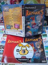 Playstation 2 PS2:Rayman 3 - Hoodlum Havoc [TOP & 1ERE EDITION] COMPLET - UK